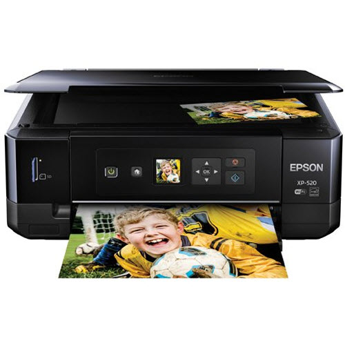 Epson Expression Premium XP-520 Small-in-One Ink
